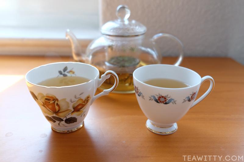 Virtual Tea time withLars